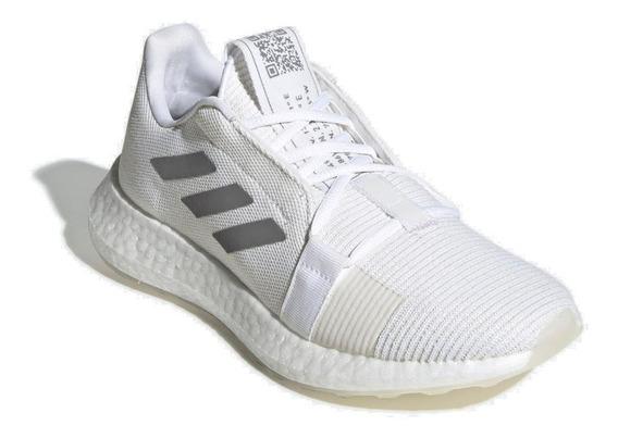 Tênis Running adidas Feminino Senseboost Go Eg0944 Gelo