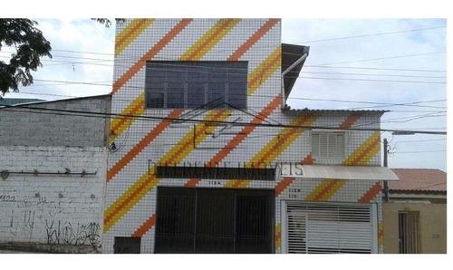 Imagem 1 de 15 de Predio Comercial - 5 Vagas - 600m²- Cidade Lider !