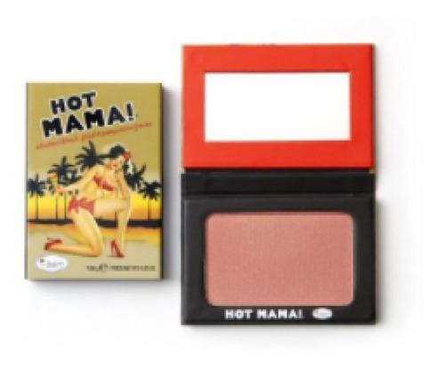 Imagen 1 de 1 de Rubor Y Sombra Hot Mama 7.00 G Th - Unidad a $50000