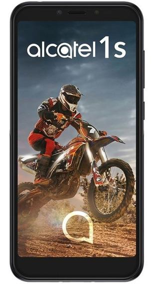 Celular Liberado Alcatel 1s 50058 4g 5.5p Ng+cover