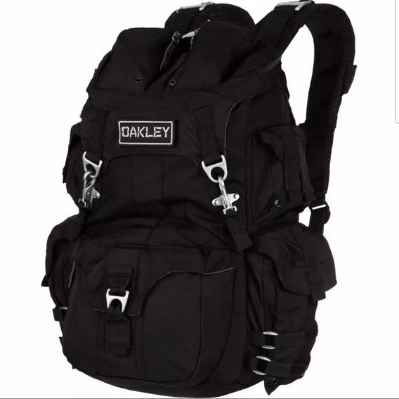 Mochila Oakley Mechanism Pack Original 30 Litros Preta