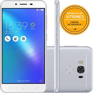 Asus Zenfone 3 Max Zc553kl 32gb 3gb Ram 4g Dual 16mp Prata