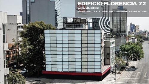 Edificio En Renta, Florencia / Col. Juárez
