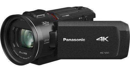 Panasonic Hc Vx1 4k Hd Filmadora