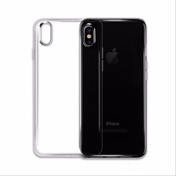 Case Funda Protector iPhone X 10 Transparente Tpu !