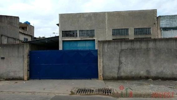 Galpão À Venda, 730 M² Por R$ 950.000,00 - Éden - Sorocaba/sp - Ga0199