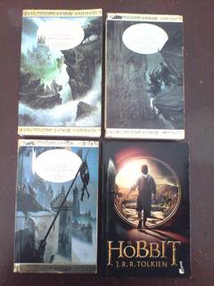 Coleccion El Señor De Los Anillos El Hobbit Y Enciclopedia