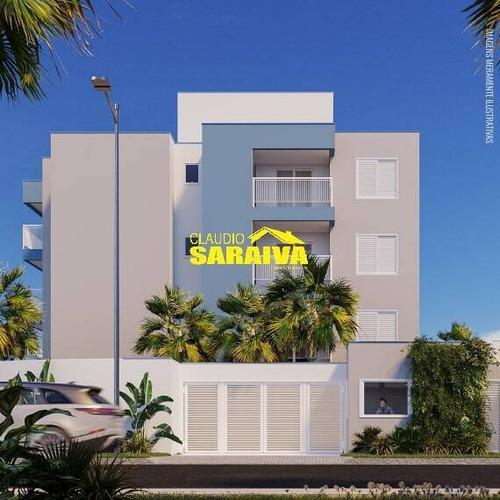Imagem 1 de 8 de Lançamento Próximo Á Praia Edifício San Siro - 1065