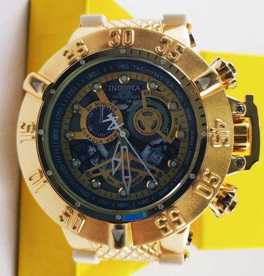 Relógio Masculino Dourado Promoção N3 Barato