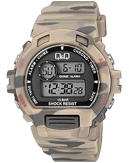 Relógio Q&q By Japan Masculino M153j010y, C/ Garantia E Nf