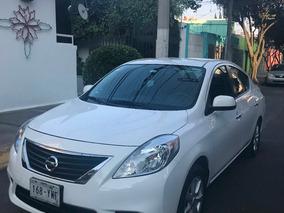 Nissan Versa 2014 1.6 Exclusive Automático