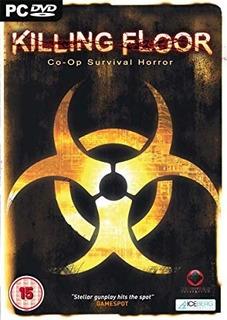 Killing Floor Pc - 100% Original Steam - Thewizard.games