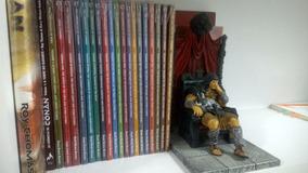 Coleção Crônicas De Conan 1 Ao 17. Conan O Bárbaro, Marvel