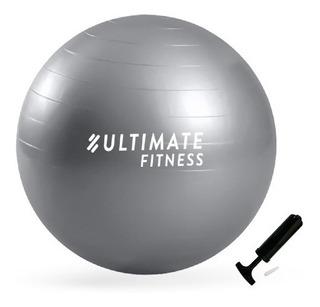 Balón Pilates 55 Cm Con Inflador - Tienda Vitastore.