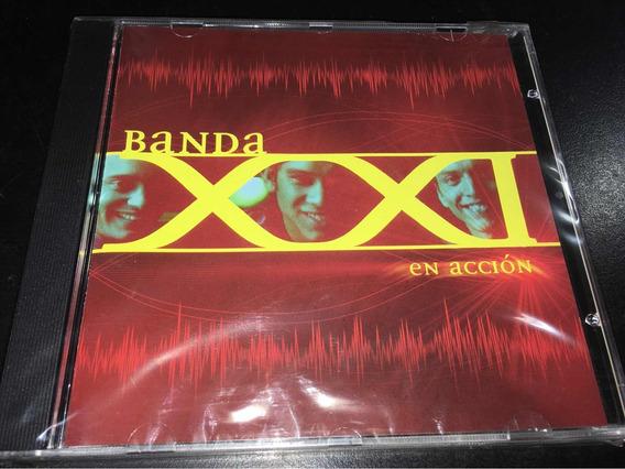 Banda Xxi - En Acción Cd Nuevo Original Cerrado