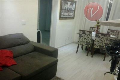 Apartamento Residencial À Venda, Parque São Vicente, Mauá - Ap6391. - Ap6391