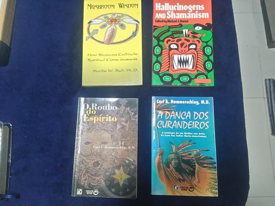 Coleção De 4 Livros Shamanismo