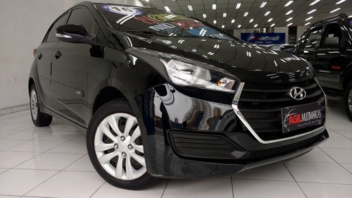 Hyundai Hb20 Confort Plus 1.0 Flex 2016 Completo Único Dono