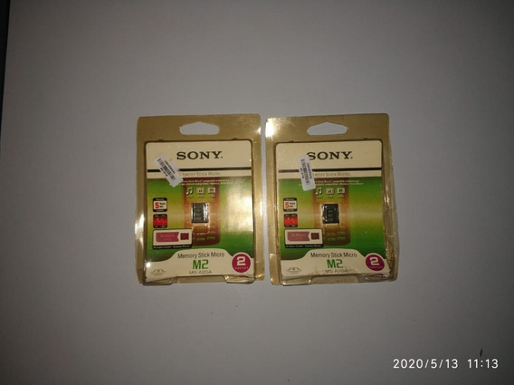 Memoria Sticky M2 2gb - Original Sony