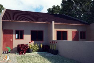 Casa Geminada Para Venda Em São Leopoldo, Arroio Da Manteiga, 2 Dormitórios, 1 Banheiro, 1 Vaga - Jvcs226