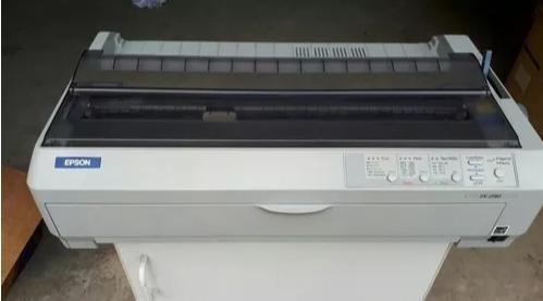 Impressora Matricial Epson Fx 2190 Com Tampa Acrilica