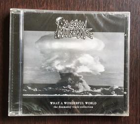 Cd Accion Mutante - What A Wonderful World