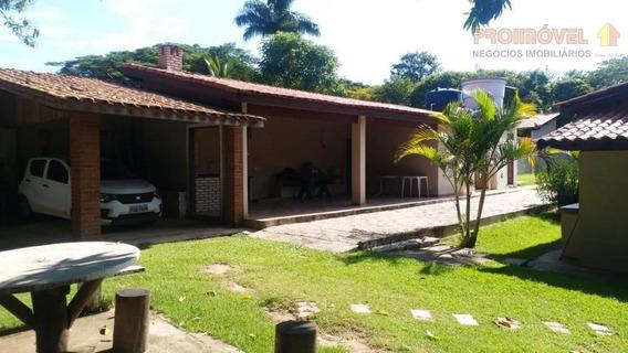 Chácara - Condomínio Sete Quedas - Itu Sp - Ch0138