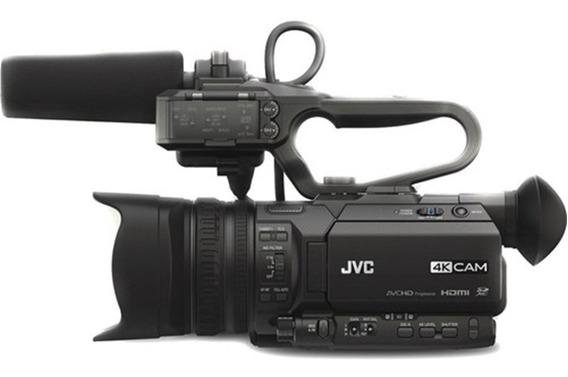 Filmadora Jvc Gy-hm180 Ultra Hd 4k Hd-sdi