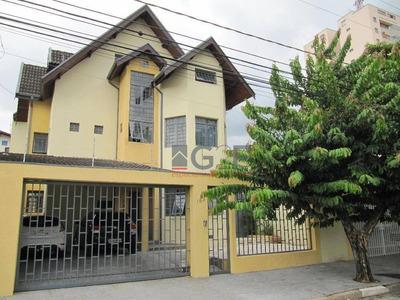 Casa Residencial À Venda, Jardim Chapadão, Campinas. - Ca3957