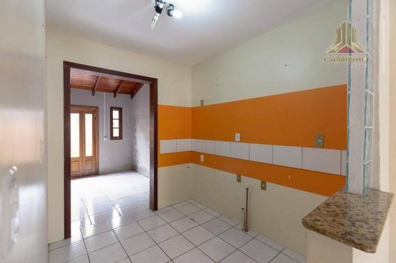 Casa Estilo Sobrado Em Condomínio Horizontal Na Cidade De Canoas Rs - Ca0507