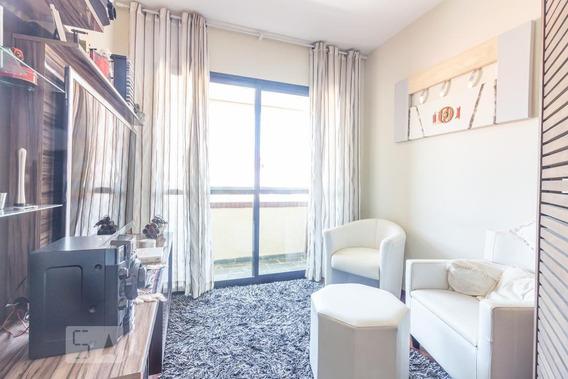 Apartamento No 4º Andar Com 2 Dormitórios E 1 Garagem - Id: 892970434 - 270434