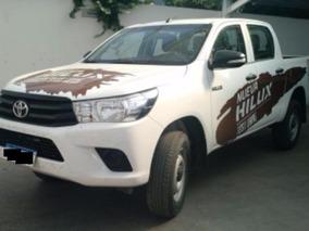 Toyota Hilux 2.4 Dc 4x2 Tdi Dx L/16 2018