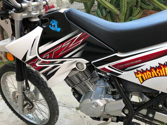 Yamaha Xzt 125 2016 5000km Muy Poco Uso Como Nueva