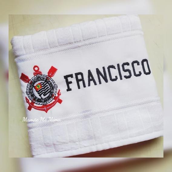 Toalha Banho Time, São Paulo, Corinthians Palmeiras Flamengo