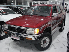 Hilux Sw4 2.8 Diesel 1993 Completo Raridade