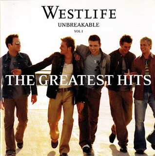 The Greatest Hits - Westlife (cd)