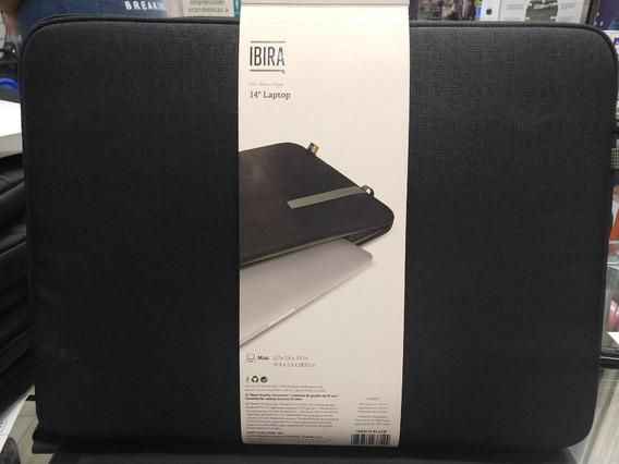 Capa Notebook Caselogic 14 Ibira Ibrs114 Sony Hp Mac S/j
