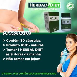 Herbal Diet (emagrecedor Natural Atacado E Varejo)