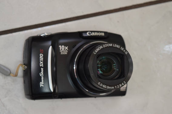 Canon Powershot Sx 120 Is