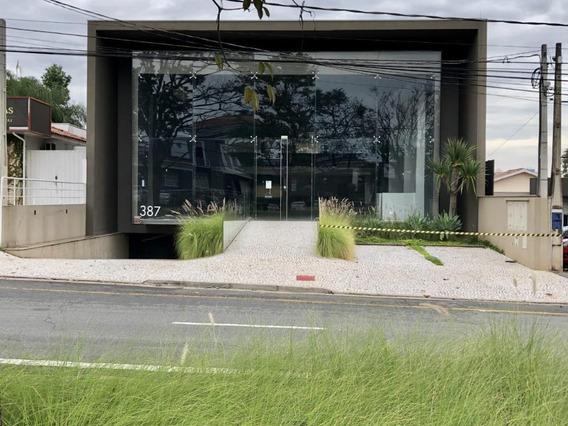 Salão Comercial Imperdivível No Bairro Nova Campinas - Sl0003