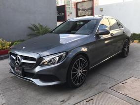 Mercedes Benz Clase C200 Cgi Sport Año:2017