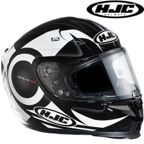 Capacete Hjc R-pha 10 Plus Mc10 Fúria 56/58/60/62