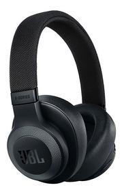 Headphone Jbl E65 Nc Preto Bluetooth Cancelamento De Ruido