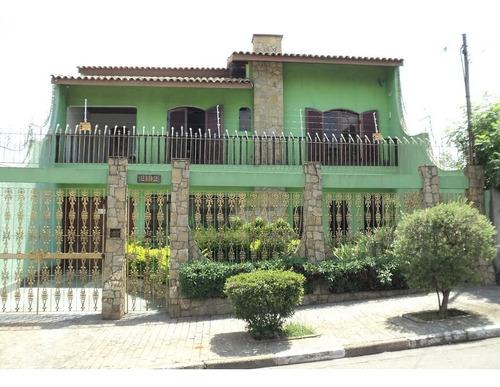 Imagem 1 de 15 de Casa Sobrado Para Venda, 4 Dormitório(s) - 15
