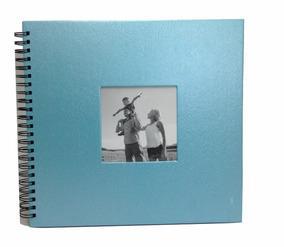 Álbum De Fotografia - Scrap Book 10x15 A 15x21 - 20 Folhas