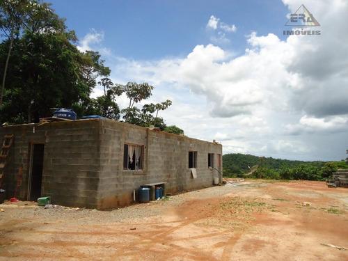 Chácara Com 3 Dormitórios À Venda, 1666 M² Por R$ 230.000,00 - Penhinha - Arujá/sp - Ch0035