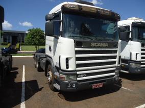 Scania R 124 6x2 360 2000/2001
