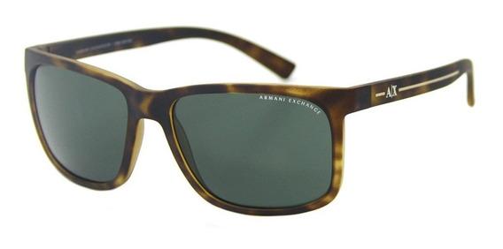 Óculos De Sol Masculino Armani Ax 4041 Original - Promoção