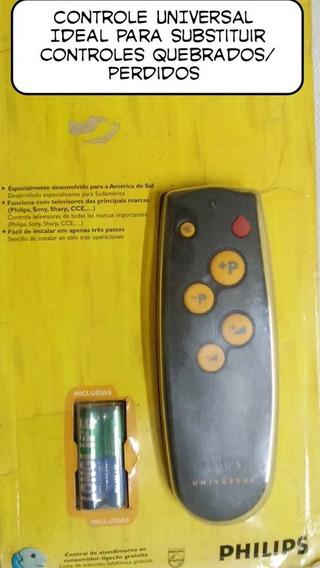 Controle Remoto Universal Marca Philips ,para Tv
