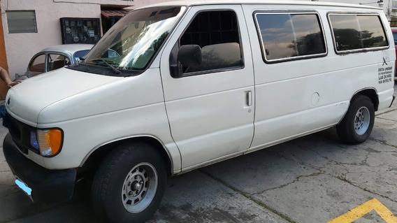 Ford Econoline E150 Modelo 2000